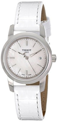 Tissot Classic Dream Analog Mother of Pearl Dial Watch