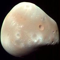 Mars,moon, Deimos , nasa,