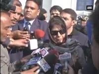 JandK's mandate decisive and divisive, no hurry in forming govt: Mehbooba Mufti