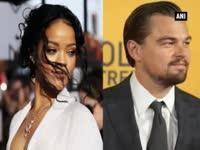 RiRi, Leonardo DiCaprio spotted together!