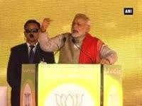 When dignitaries see into Modi's eyes, they see reflection of the Indian populace: PM Modi part - 1