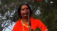 """Sadhvi Prachi enters into yet another controversy, says, """"I just said to have only 4 kids & not 35-40"""""""