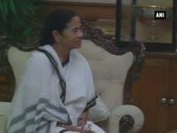 WB CM Mamata Banerjee meets Bangladesh PM Sheikh Hasina