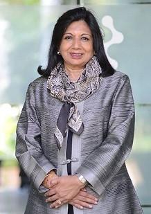 Kiran Mazumdar-Shaw, the richest self-made Indian woman