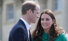 Kate Middleton gets handsy with Prince William in public; Duchess comforts husband in rare moment of PDA?