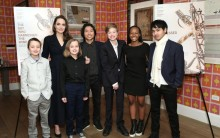 Angelina Jolie and Brad Pitt's six children