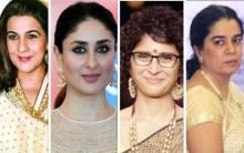 Amrita Singh, Kareena Kapoor, Kiran Rao, Reena Dutta