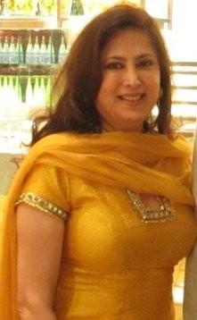 Rajesh Khanna's ladylove Anita Advani. (Facebook)