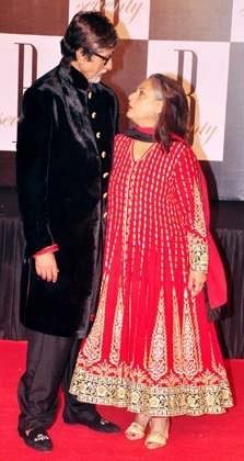 Amitabh Bachchan and Jaya Bhaduri Bachchan (Amitabh Bachchan/Facebook)