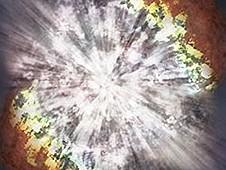 Massive, Bright Stars Die as Supernova: Confirms Scientists (NASA)