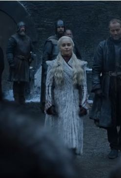 Daenerys Winterfell