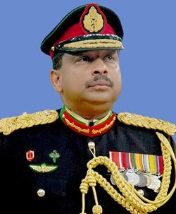 Major General Jagath Dias