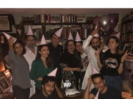 Kareena Kapoor celebrates her birthday with Saif Ali Khan, Karisma