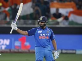 Rohit Sharma's unbeaten 83 powers India to thumping win over Bangladesh