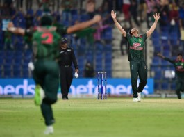 Bangladesh clinch thriller against Afghanistan