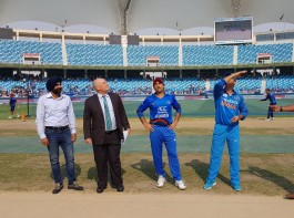 Afghanistan won the toss and elected to bat