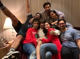 Shah Rukh Khan, Aamir Khan, Alia Bhatt, Ranbir Kapoor, Deepika Padukone, Ranveer Singh