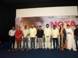 Celebs at NOTA press meet