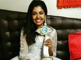 Riythvika wins, Aishwarya Dutta is first runner-up