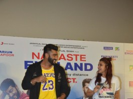 Namaste England's Proper Patola song launch: Arjun And Parineeti sizzle to this sensational track