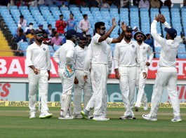 Ravichandran Ashwin stars as India stay on course for massive win against WI