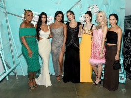 Celebs at Tiffany & Co.'s Gala