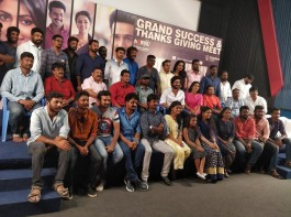 Celebs at Ratsasan success meet