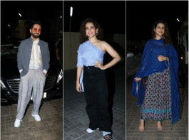 Celebs at Badhaai Ho special screening