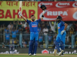 India vs West Indies: Virat Kohli, Rohit Sharma star as dominant hosts thrash Windies, go 1-0 up in ODI series