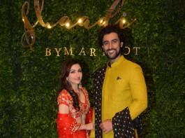 Soha Ali Khan and Kunal Kapoor