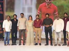 Celebs at Savyasachi pre-release event