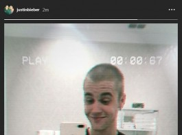 Justin Bieber gets new look; shaves off his long hair