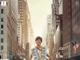 Zero: SRK's birthday poster