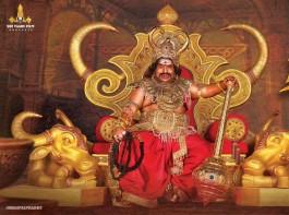 Yogi Babu's Dharma Prabhu first look poster