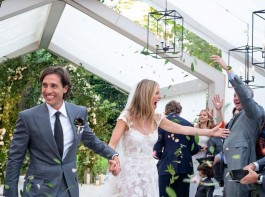 Gwyneth Paltrow shares first picture from wedding with Brad Falchuk