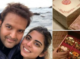 Isha Ambani and Anand Piramal wedding invite is all things royal