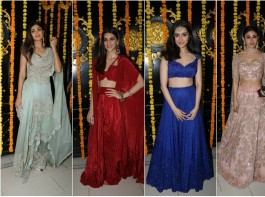 Celebs at Ekta Kapoor's Diwali bash