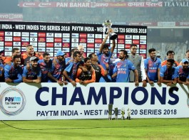 India vs West Indies 3rd T20I: Shikhar Dhawan, Rishabh Pant take Ind to victory, series win