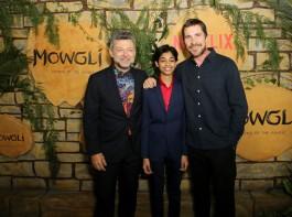 Mowgli: Legend of the Jungle - Hollywood Premiere