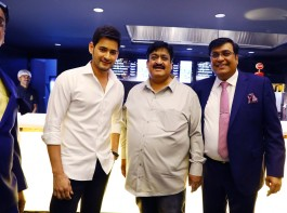 Mahesh Babu launches AMB Cinemas