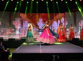 Indywood Fashion Premier League (IFPL 2018) launched in style at HITEX, Hyderabad