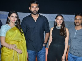 Antariksham 9000 KMPH Trailer Launch