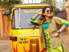 Sai Pallavi's Role In Maari 2