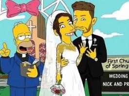 NickYanka Featured On Simpsons