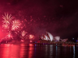 New Year 2019 Around The World