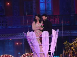 Saina Nehwal and Parupalli Kashyap on