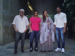 Amavas movie press meet