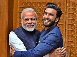 Bollywood Meets The PM