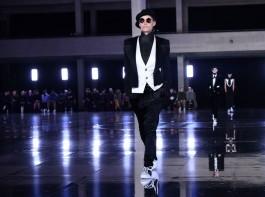 Comme Des Garçons and Balmain at Paris Fashion Week