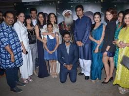 Celebs attend the Special screening of Kangana Ranaut's Manikarnika